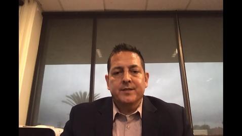 Thumbnail for entry Actualización importante del Superintendente de SAUSD, Jerry Almendarez, 25 de marzo del 2020