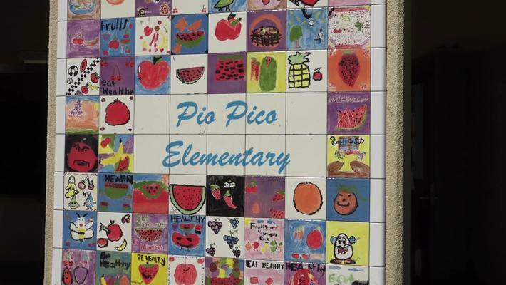 Pio Pico Elementary Hosts 2017 Partners Holiday Luncheon