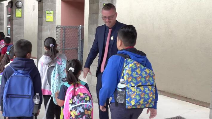 Spotlight on Garfield Elementary School, SAUSD