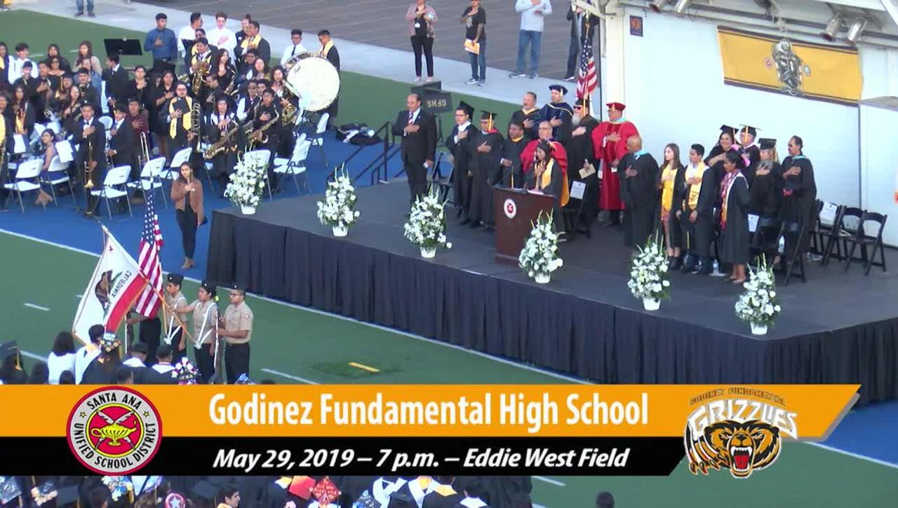 Godinez High School 2019 Graduation