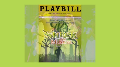 Thumbnail for entry SAUSD Summer Musical_ Shrek Talent Interviews July 5th, 2018