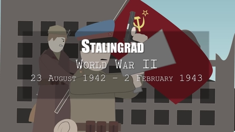 Thumbnail for entry Battle of Stalingrad (1942-43)