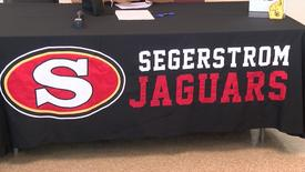 Thumbnail for entry Basilio Pacheco Baseball Signing at Segerstrom High School