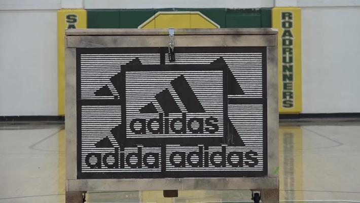 Saddleback H.S. Named Adidas Legacy School 2/15/18 [SAUSD]