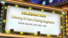 Thumbnail for entry Celebrating 130 years of Soaring Imagination