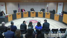 Thumbnail for entry SAUSD Board Meeting September 25, 2018