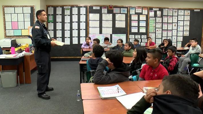 Santa Ana Unified School District Celebrates Read Across America 2019