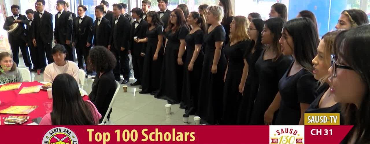 SAUSD Top 100 Scholars Event 2018 [Part 1]