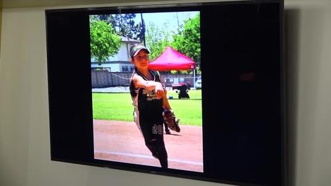 Thumbnail for entry Keana Pola, GFHS Softball Star Signs with University of Nebraska 2018