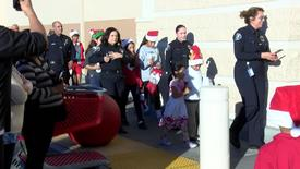 Thumbnail for entry Shop with a Cop Event at Target Santa Ana Police Department 2018