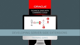 Thumbnail for entry Technical Dives with Commerce Cloud: Developing Server-Side Extensions