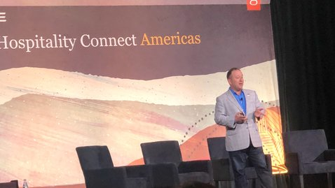 Thumbnail for entry Oracle Hospitality Connect AMERICAS 2020: Visa Diamond Sponsor Keynote - Improving the Guest Experience at the POS