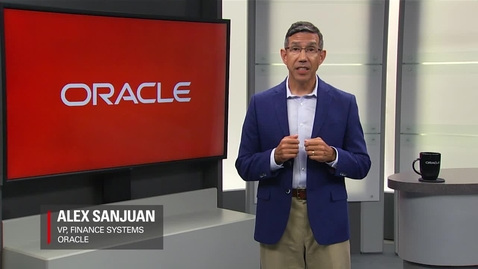 Thumbnail for entry Reimagining Finance at Oracle - Accounting Hub