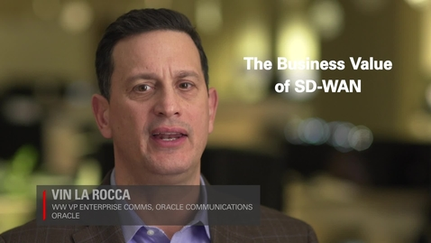 Thumbnail for entry The Business Value of SD-WAN