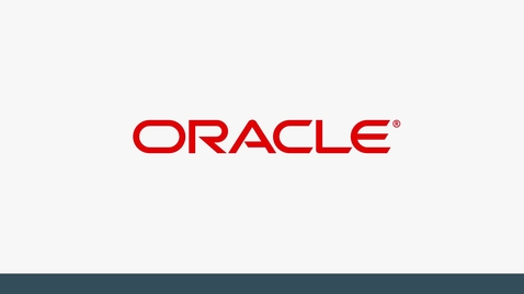 Thumbnail for entry Big4 chooses Oracle Cloud for its Planning and Budgeting