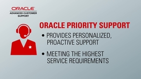 Thumbnail for entry Oracle Priority Support