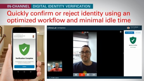 Thumbnail for entry Digital Identity Verification and Know Your Customer