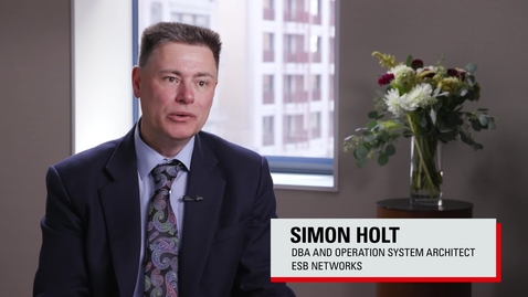 Thumbnail for entry Customer: ESB Networks Increases Effectiveness by Engaging Oracle Advanced Customer Services
