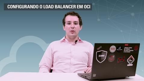 Load Balancer em OCI