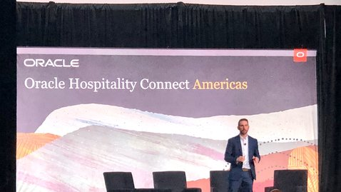 Thumbnail for entry Oracle Hospitality Connect AMERICAS 2020: Emerging Technologies Driving the Guest Experience