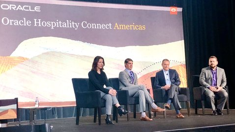 Thumbnail for entry Oracle Hospitality Connect AMERICAS 2020: Closing Remarks and Q&A
