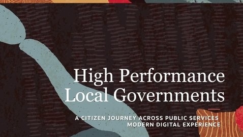 Thumbnail for entry Local Government Revenue and Subsidy Management