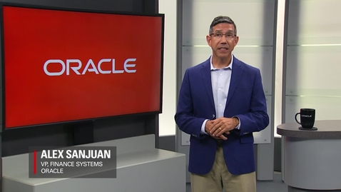 Thumbnail for entry Reimagining Finance at Oracle - Lessons Learned