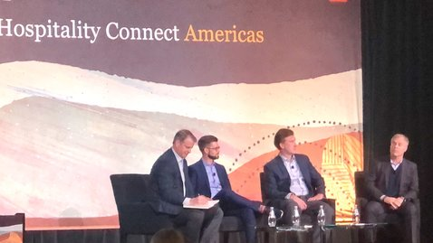 Thumbnail for entry Oracle Hospitality Connect AMERICAS 2020: PANEL Maximizing Total Revenue per Available Room (TRevPAR)