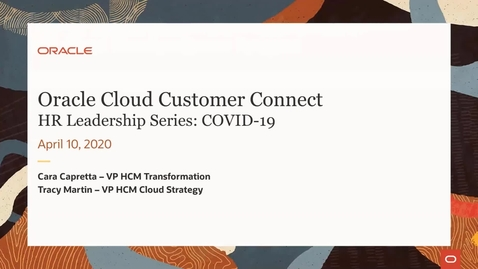Thumbnail for entry Coaches Corner: HR Leadership Series on COVID-19