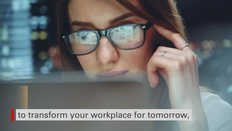 Thumbnail for entry Embrace the Future of Work: Move HR to the Cloud