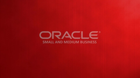 Thumbnail for entry Get Going with Oracle Service Cloud - Chat