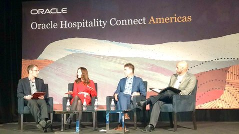 Thumbnail for entry Oracle Hospitality Connect AMERICAS 2020: Innovation Through Integration Panel