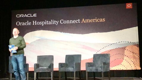 Thumbnail for entry Oracle Hospitality Connect AMERICAS 2020: Skift Megatrends in Travel