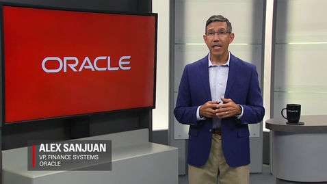 Thumbnail for entry Reimagining Finance at Oracle - Change Management Best Practices