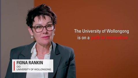 University of Wollongong partners with Oracle to enable their path to innovation