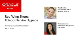 Thumbnail for entry [Webcast] Red Wing Shoes: Point-of-Service Upgrade