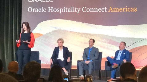Thumbnail for entry Oracle Hospitality Connect AMERICAS 2020: Hotel Strategy