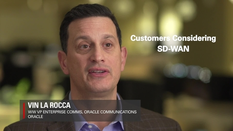 Thumbnail for entry Considering SD-WAN?