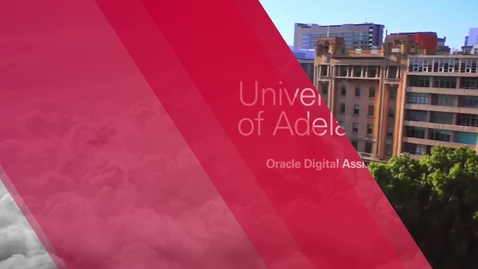 Thumbnail for entry University Improves Student Experience with Oracle AI
