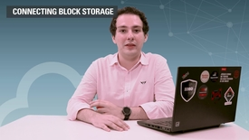 Thumbnail for entry Connecting Block Storage