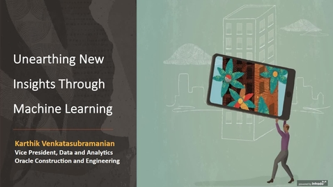 Thumbnail for entry Unearthing New Insights Through Machine Learning