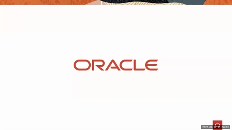 Thumbnail for entry Partner Webcast - Setting a new standard for cloud database security with Oracle Data Safe