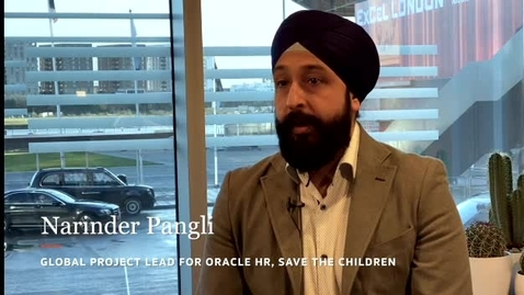 Thumbnail for entry Customer: Save the Children Working for the Children with Oracle HCM Cloud