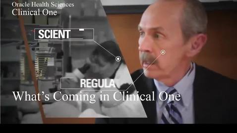 What's Coming in Clinical One 1.1.1
