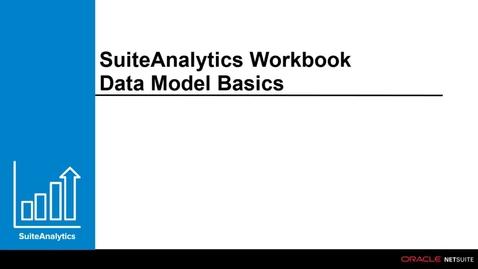 Thumbnail for entry Data Model Basics