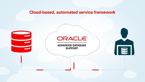 Thumbnail for entry Oracle Advanced Database Support