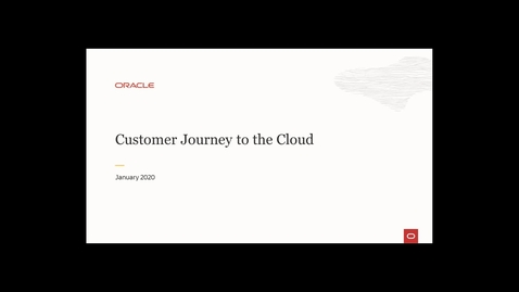 Thumbnail for entry Merchandising Workshop Session 2020:  Customer Journey to the Cloud