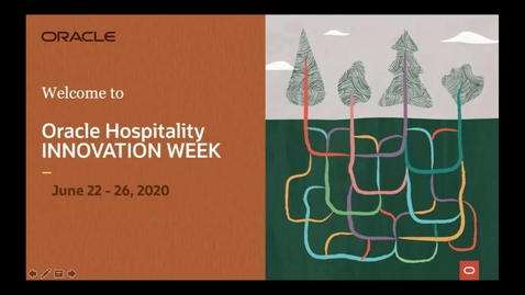 Thumbnail for entry Welcome to Oracle Hospitality Innovation Week (Opening Session)