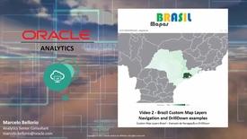 Thumbnail for entry Oracle Analytics - Mapas Brasil - Video 2 - Navegação e DrillDowns