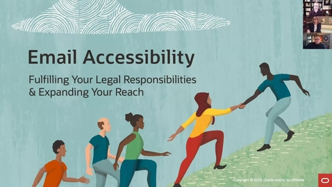 Thumbnail for entry Email Accessibility: Fulfilling Your Legal Responsibilities & Expanding Your Reach